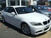 2011 61 BMW 3 SERIES 2.0 318D M SPORT 4D 141 BHP FSH DIESEL