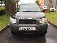 1998 Land Rover Freelander 1.8