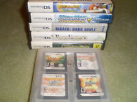 Nintendo DS 9 Game Lot