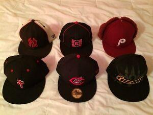 New Era and Flexfit Hats