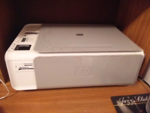 Hp Photosmart C4250 Printer