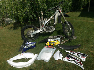 2006-2009 Yamaha YZ450F Parting Out