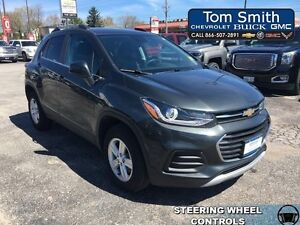2017 Chevrolet Trax LT   - Certified - LOW KMS -  BLUETOOTH