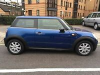 Mini ONE 2007 1.4 Automatic 3 door hatchback