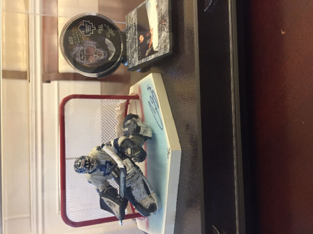 Curtis Joseph Signed Limited Edition