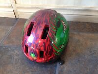 Boys youth helmet