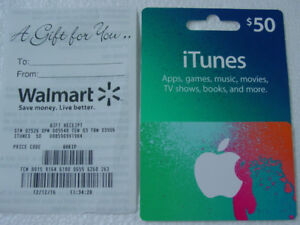 $50 iTunes Gift Card (SELLING FOR $45!!!)