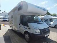 Chausson Flash 03 six berth motorhome for sale