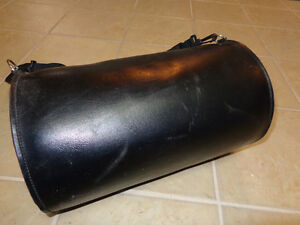Large leather roll bag    recycledgear.ca Kawartha Lakes Peterborough Area image 5