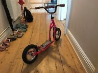Off-road scooter (3-6yrs)