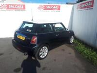 2007 57 MINI COOPER 1.6 COOPER WITH CHILLI PACK.BIG SPEC.PX WELCOME.2KEYS.S/HIST