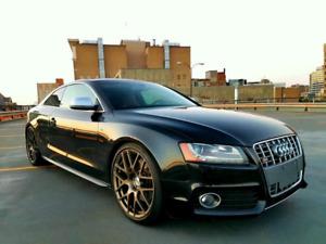 2009 Audi S5 - Manual