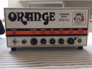 WANTED: Orange Terror Bass 500 or 1000