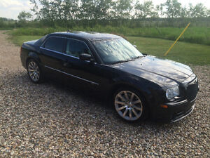 2008 Chrysler 300-Series 300c SRT8 Sedan