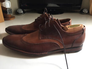 Cole Haan and Pegabo Dress Shoes