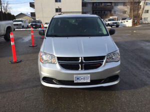 TAKE ME HOME WITH YOU.  2016 Dodge Caravan SE Minivan, Van