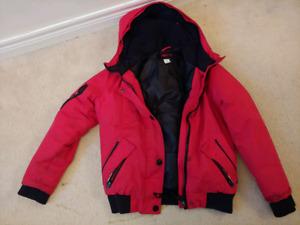 Warm quality winter coat