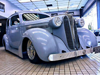 1936 Pontiac Silver Streak Pro-Street Custom Hot Rod in Langley