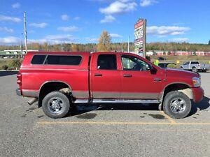 2007 Ram 3500 Laramie HD Pickup Truck Prince George British Columbia image 3