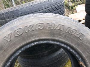 Yokohama summer tires