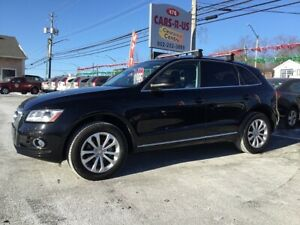 2014 Audi Q5 2.0T quattro  Free winter tires on all cars and SU