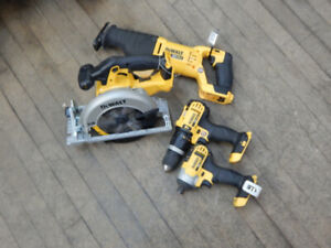 cordless tools at the 689r new and used tool store