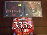 3 computer games