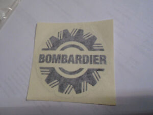 BRAND NEW MISC BRP BOMBARDIER DECALS - BRAND NEW OEM DECALS