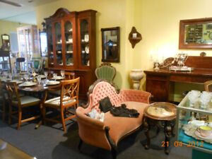 VICTORIAN FURNITURE PARLOR CHAIRS, SOFAS, ARMOIRS
