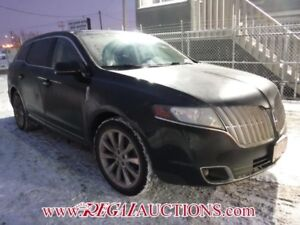 2010 LINCOLN MKT  4D UTILITY ECO AWD