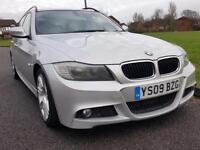 BMW 320 2.0TD M Sport Touring + DIESEL + ESTATE + AUTO + M SPORT