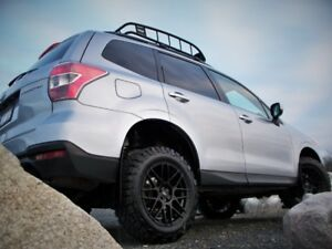 "2014 SUBARU FORESTER ADVENTURE ""X"""