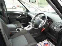 2010 FORD S-MAX 2.0 ZETEC TDCI DIESEL AUTOMATIC 6 SERVICE STAMPS FRONT AND REAR