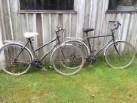 X2 Bikes Dawes hand built frames