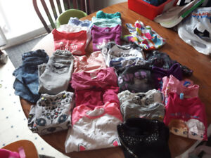 3 -4 toddler girls clothes