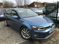 ✿65-Reg Volkswagen Golf 2.0 TDI 150 BlueMotion GT 5dr ✿ONLY 900 MILES FROM NEW✿