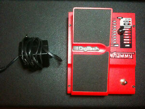 Digitech whammy -reduced to sell-
