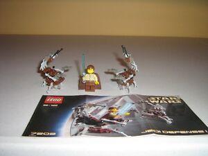 Lego 7203 Star Wars: Jedi Defense I