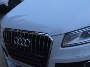 Audi Q5 in new condition
