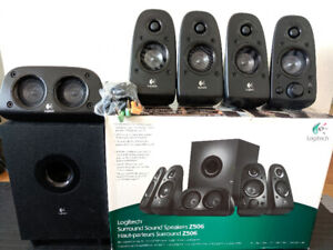 5e6a04b8e6d Logitech Z506 | Kijiji in Ontario. - Buy, Sell & Save with Canada's ...