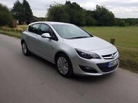Vauxhall/Opel Astra 1.6i VVT 16v ( 115ps ) 2014MY Energy