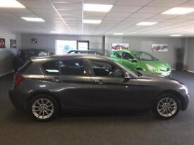 2014 BMW 1 Series 1.6 116d EfficientDynamics Sports Hatch (s/s) 5dr