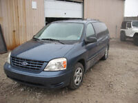 2006 FORD FREESTAR FOR PARTS @ PICNSAVE WOODSTOCK