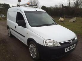 58 REG VAUXHALL COMBO 1.3 CDTI DIRECT FROM BT 77000 MILES