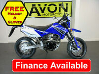 Superbyke RMR 125cc Supermoto Motard Motorcycle Enduro Motorbike NEW *FINANCE*