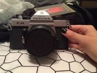 Pentax KM Film Camera
