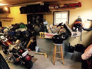 600cc go kart ( not for kids ) trade for 4wheeler
