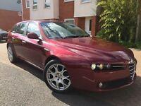Alpha Romeo 159 sportwagon 1.9 diesel 6 speed