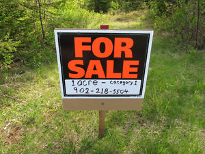 1 Acre Lot For Sale near Fortune Bridge - Perk Tested Category 1