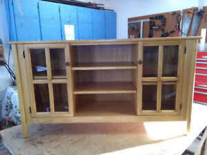 Entertainment Units - Hand Crafted - Solid Wood